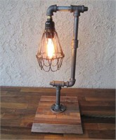 EDISON TROUBLE LIGHT DESK LAMP