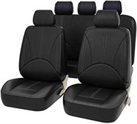 RH GROUP MIUM LEATHER SEAT COVERS