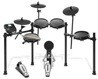 ALESIS NITRO MESH KIT 8 PIECE ELECTRONIC DRUM SET