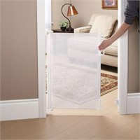 BILY RETRACTABLE SAFETY GATE 140CM