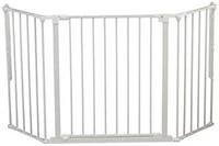 BABY SAFETY GATES WHITE
