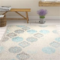 SUMMIT COLLECTION AREA RUG 55 X 90 CM