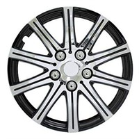 "3 PIECES- 15"" DIANETER WHEEL COVERS"
