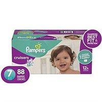 88 PAMPERS DIAPERS
