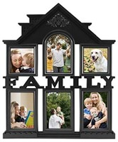 FAMILY COLLAGE FRAME 6 OPENINGS
