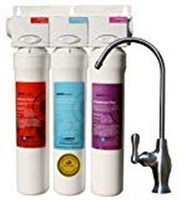 3-STAGE WATER FILTRATION SYSTEM (NO VALVE/JOINT)