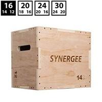 SYNERGEE 3 IN 1 PLYOMETRIC BOX