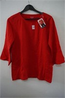SEG'MENTS LARGE WOMENS SHIRT