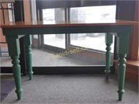 Amulree School House Antique Table