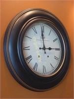 Port Hole Style Round Wall Clock
