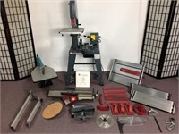 Online ShopSmith Crafters Station & Attachments