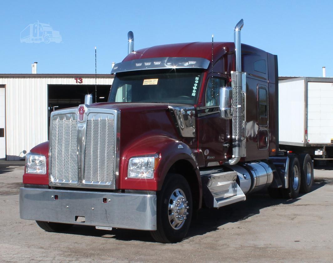 2020 KENWORTH W990 For Sale In Dodge City, Kansas | www