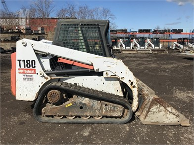 BOBCAT T180 For Sale - 24 Listings | MarketBook ca - Page 1 of 1