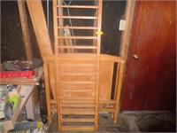 Childs Wood Crib