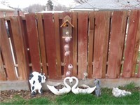 Outdoor Yard Decorations