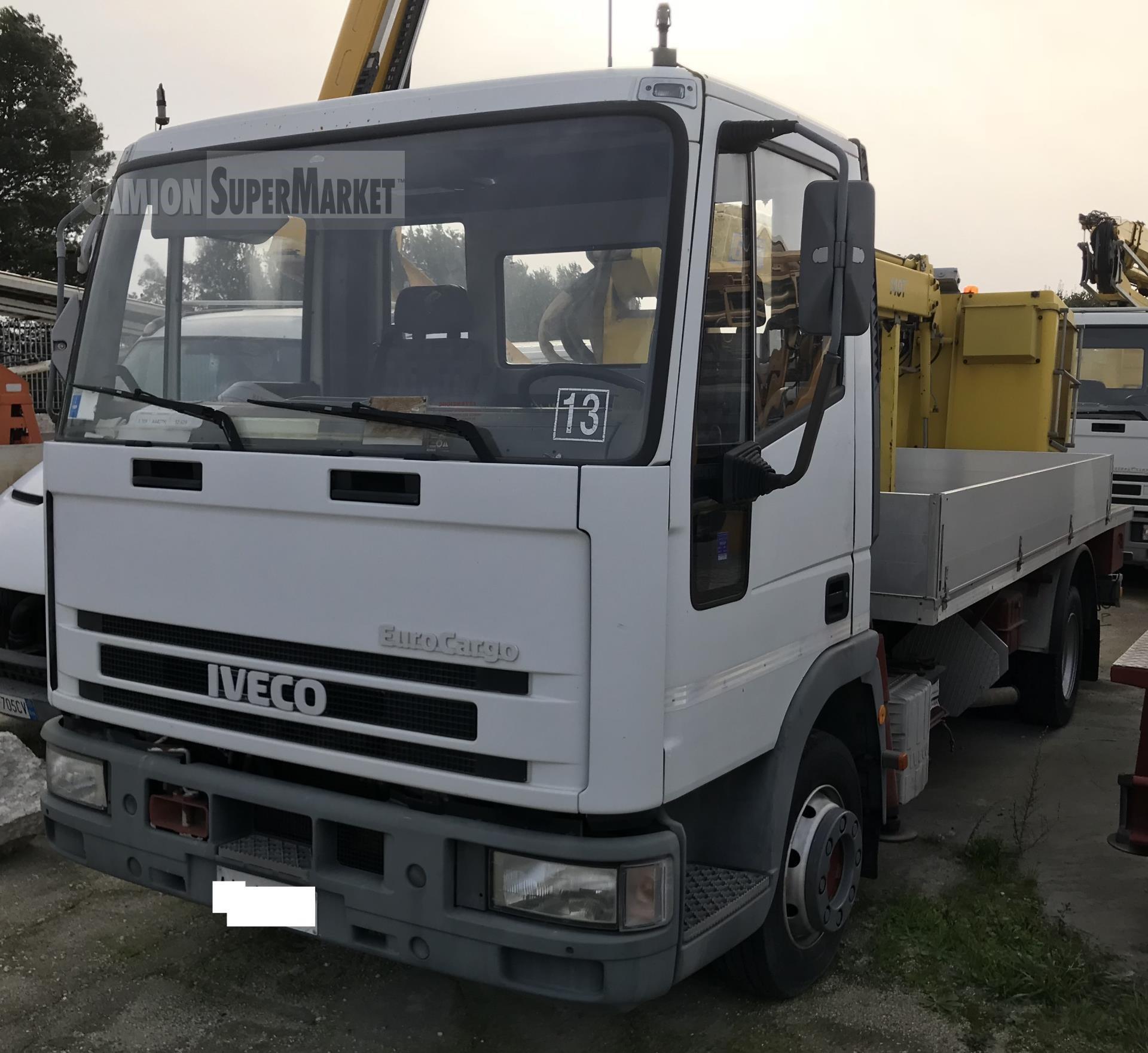 Iveco EUROCARGO 80E18 Usato 1994