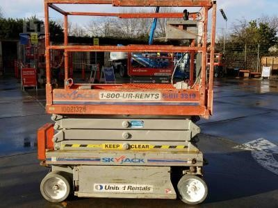 Slab Scissor Lifts For Sale From United Rentals - Pacific
