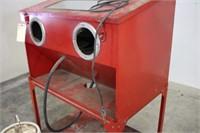 SNAP-ON YA434B ABRASIVE BLAST SYSTEM SANDBLASTING | SPENCER
