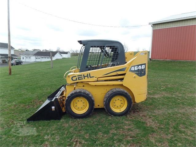 2006 GEHL 4640 For Sale In Everett, Pennsylvania