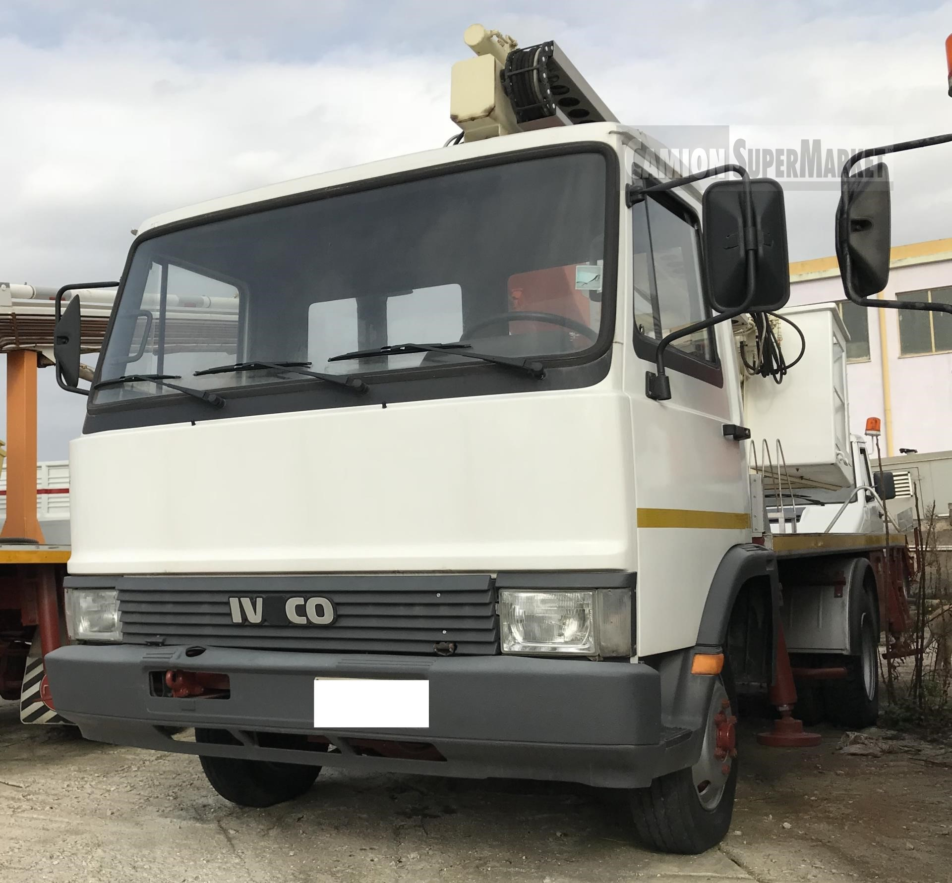 Iveco 65-10 Usato 1987