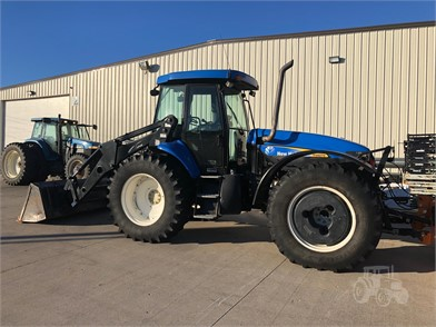 New Holland Tv6070 For Sale 14 Listings Tractorhouse Com Page 1 Of 1