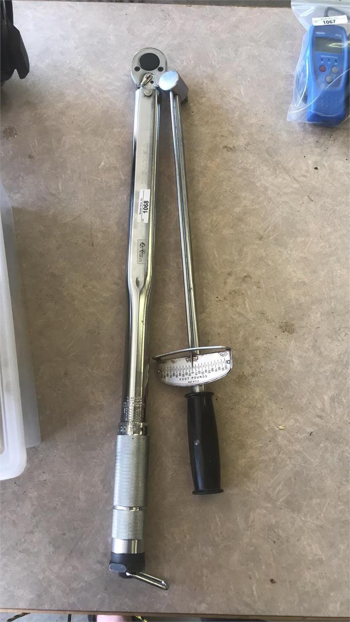 Felton And Craftsman Torque Wrenches | Musser Bros  Inc