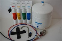 PREMIER REVERSE OSMOSIS WATER STORAGE TANK AND