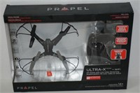PROPEL ULTRA-X WI-FI HD DRONE WITH LIVE VIDEO