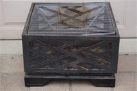 OUTDOOR FIRE PIT - USED