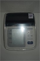 OMRON BATTERY POWERED BLOOD PRESSURE MONITOR