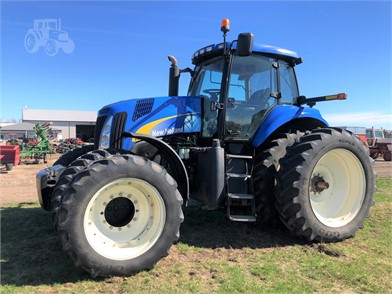 NEW HOLLAND T8030 For Sale - 11 Listings | TractorHouse com - Page 1