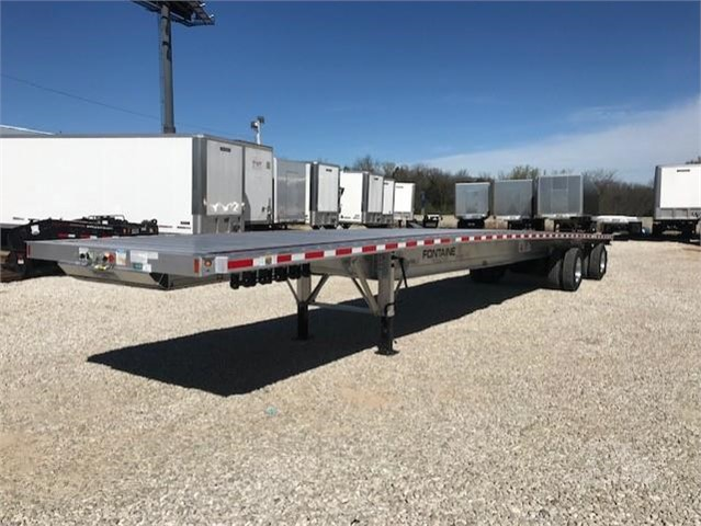 Flatbed For Sale >> 2020 Fontaine Qty 25 53x102 Revolution Aluminum Flatbed