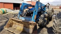 Fred Bowman Machinery Auction