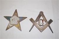 MASONIC Emblems?