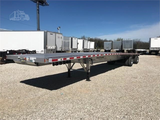 Flatbed For Sale >> 2020 Fontaine Qty 25 53 X 102 Revolution All Aluminum Flatbe For Sale In Villa Ridge Missouri