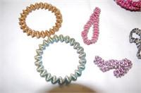 Hair and Bracelets