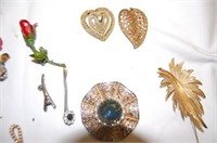 Pins and Broaches