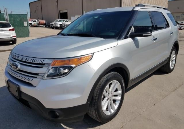 2015 Ford Explorer Apple Towing Co