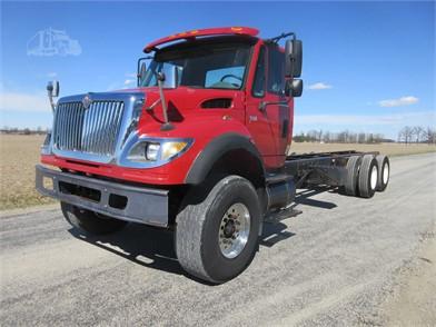 INTERNATIONAL 7600 Trucks For Sale In Illinois, Indiana, Michigan