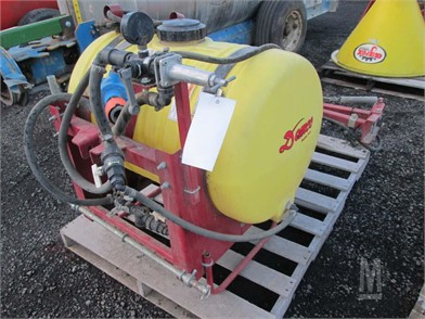 Demco 3Pt Sprayer W/ Boom Other Auction Results - 1 Listings