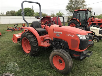 KUBOTA L2501 For Sale In Texas - 2 Listings | TractorHouse