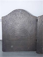 Iron Bookend