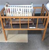 Doll Cribs
