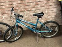 Green Huffy Charm Bike