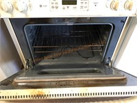 GE Profile Glass Top Oven