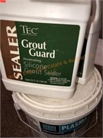 Grout supplies