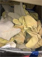 Gloves & welder sleeves
