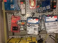 Tape Measures & Window Brackets