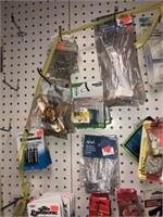 Batteries, Pulleys, Wall Brackets