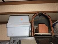 Mailbox & Tool box